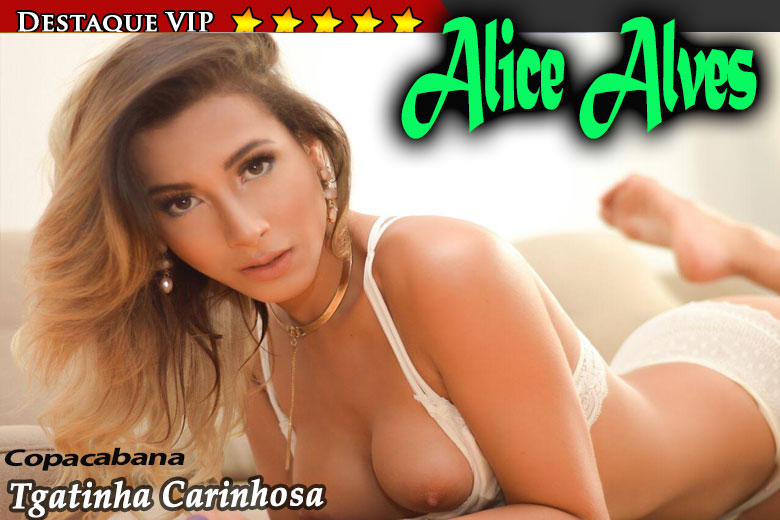 travesti Alice Alves anuncio VIP