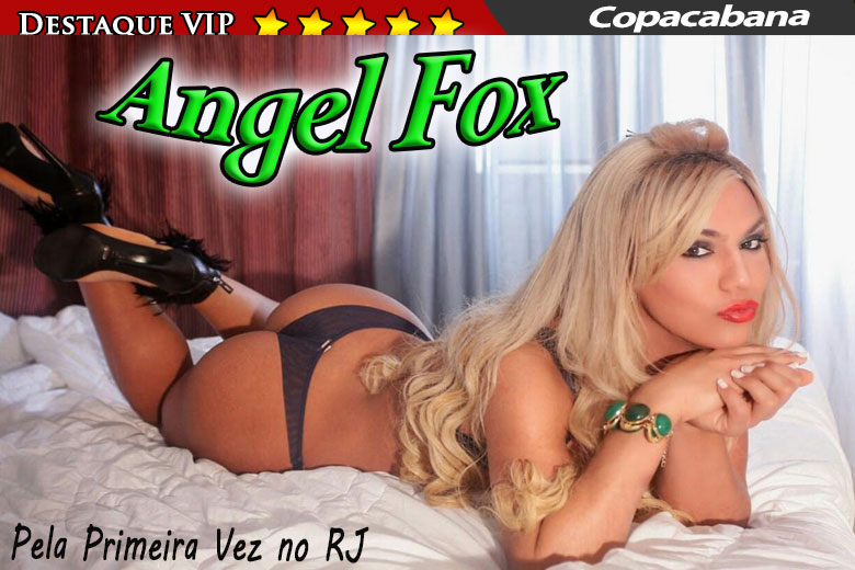 Angel Fox - shemale RJ - advertisement VIP