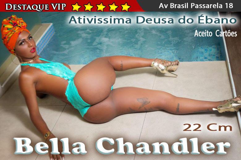 Bella Chandler - shemale RJ - advertisement VIP