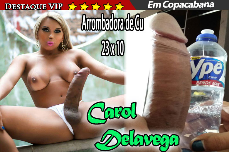 Carol Delavega - shemale RJ - advertisement VIP
