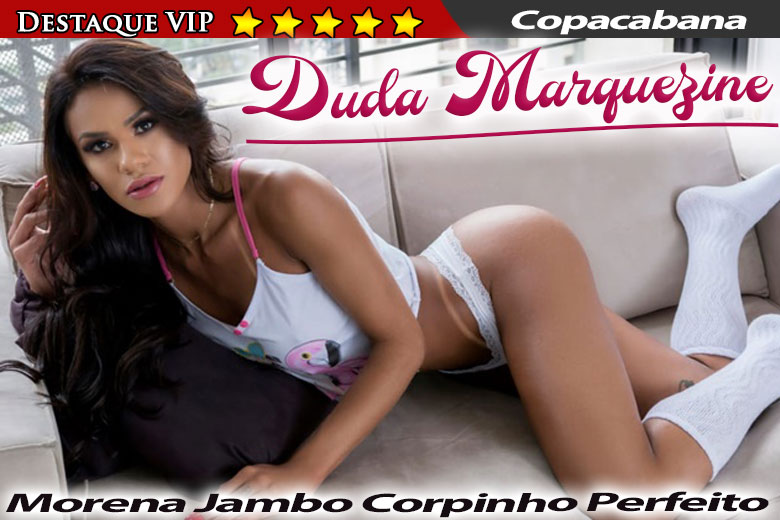 Duda Marquezine - shemale RJ - advertisement VIP