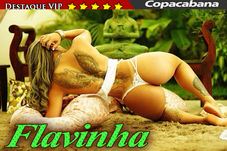 Flavinha - shemale RJ - advertisement VIP