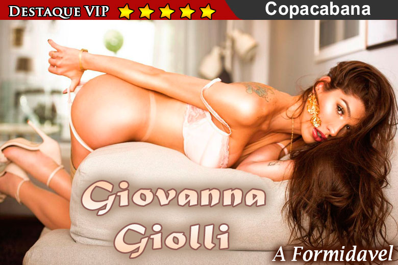Giovanna Giolli - shemale RJ - advertisement VIP