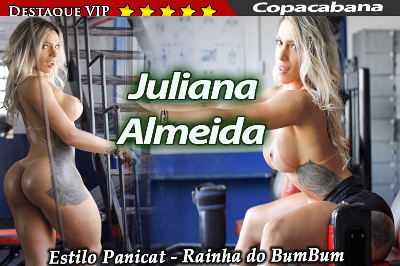 Juliana Almeida - shemale RJ - advertisement VIP