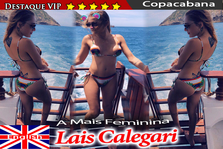 Lais Calegari - shemale RJ - advertisement VIP