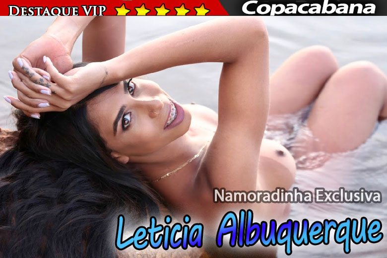 Leticia Albuquerque - shemale RJ - advertisement VIP