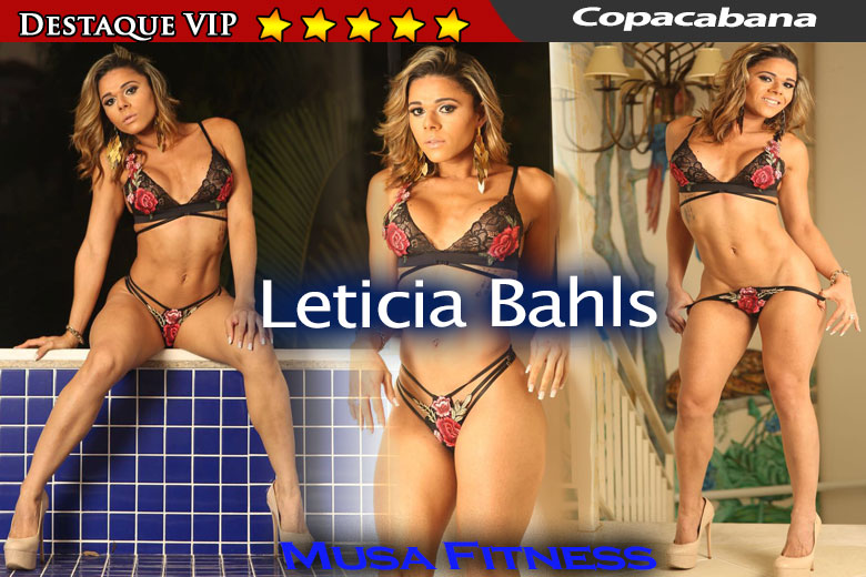 Leticia Bahls - shemale RJ - advertisement VIP
