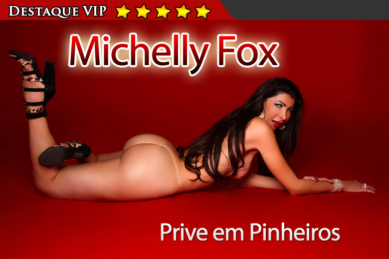 travesti Michelly Fox anuncio VIP