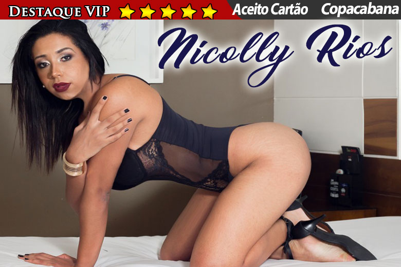 Nicolly Rios - shemale RJ - advertisement VIP
