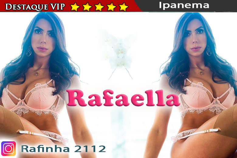 Rafaella - shemale RJ - advertisement VIP